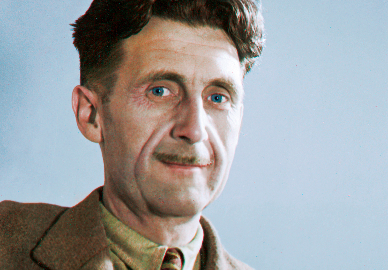 George Orwell c.1940 © Wiki Commons