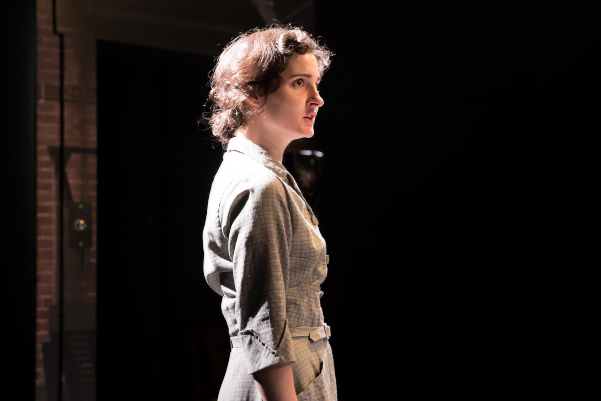 Ruby Bentall (Esther Rubenstein) in THE RUBENSTEIN KISS. Credit Scott Rylander.jpg