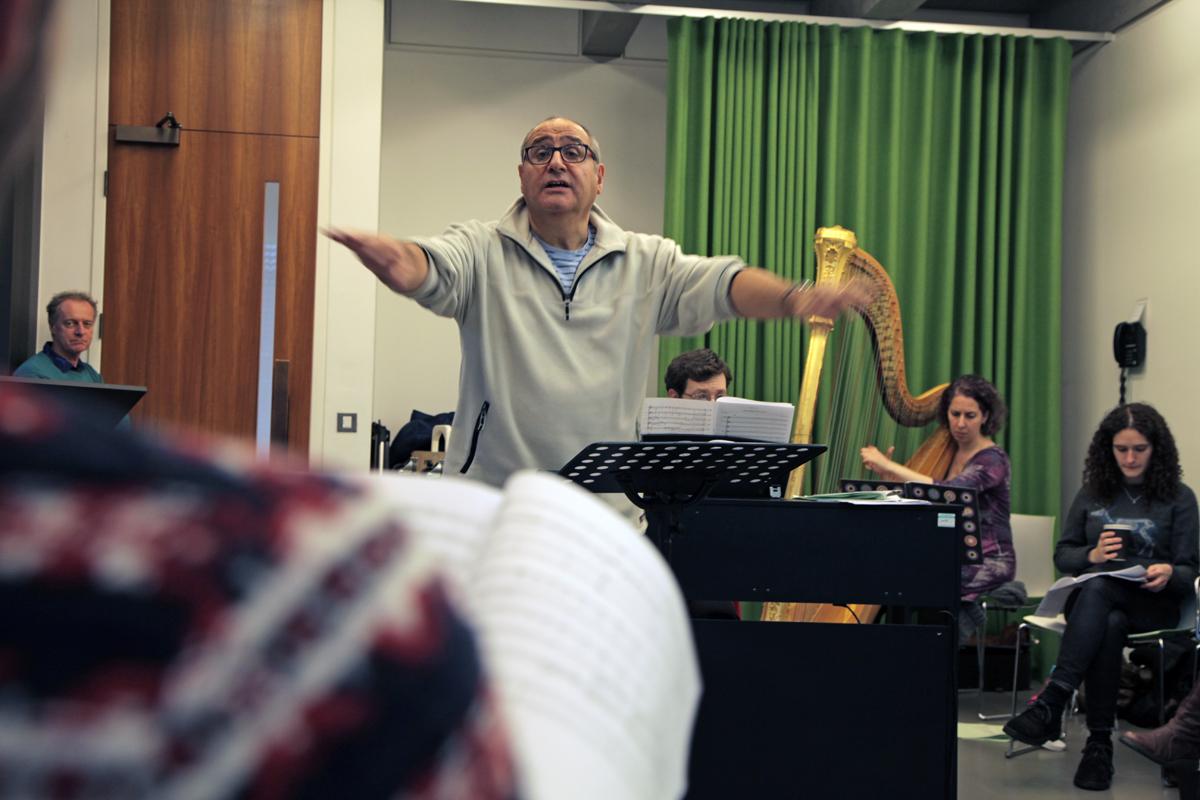 Song of Dina - composer Maurice Chernick.JPG