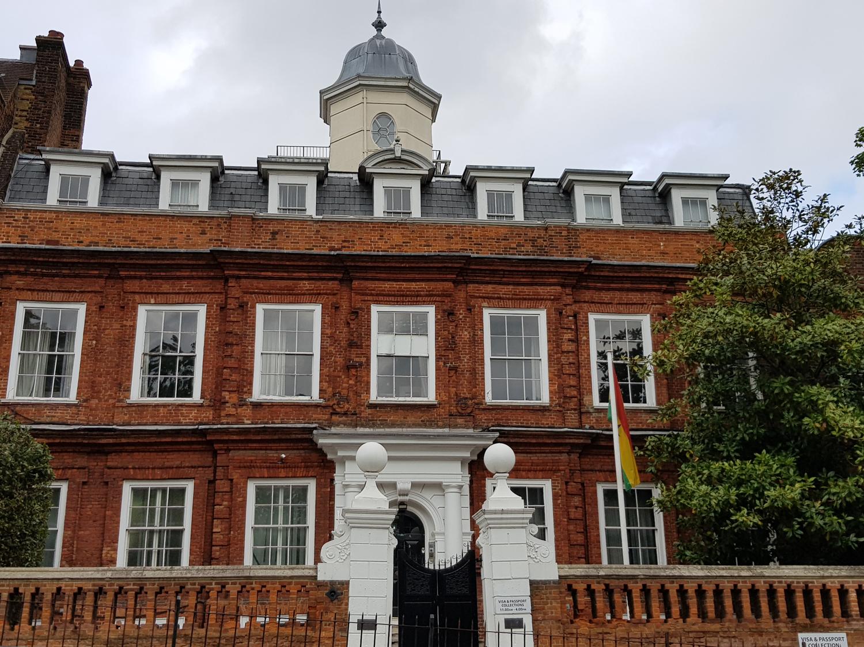 Jewish Highgate, Cromwell House © Peter Walton.jpg