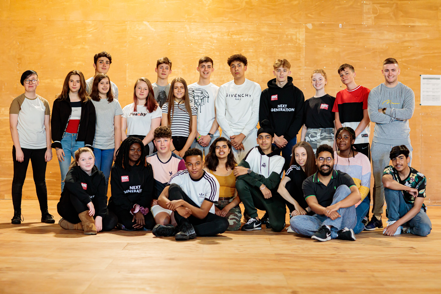 Next Generation Co with Robin Belfield by Sam Allard © RSC