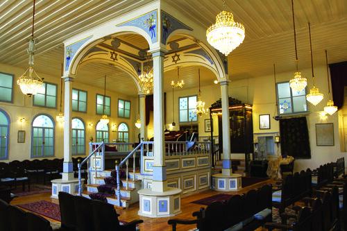 Jewish Museum Plan For Izmir Jewish Renaissance