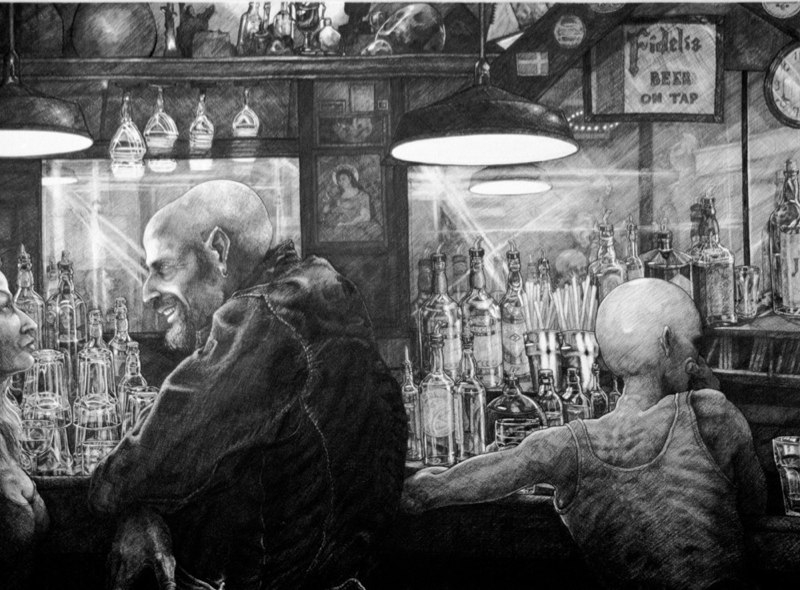 """Ghosts of the Ear  