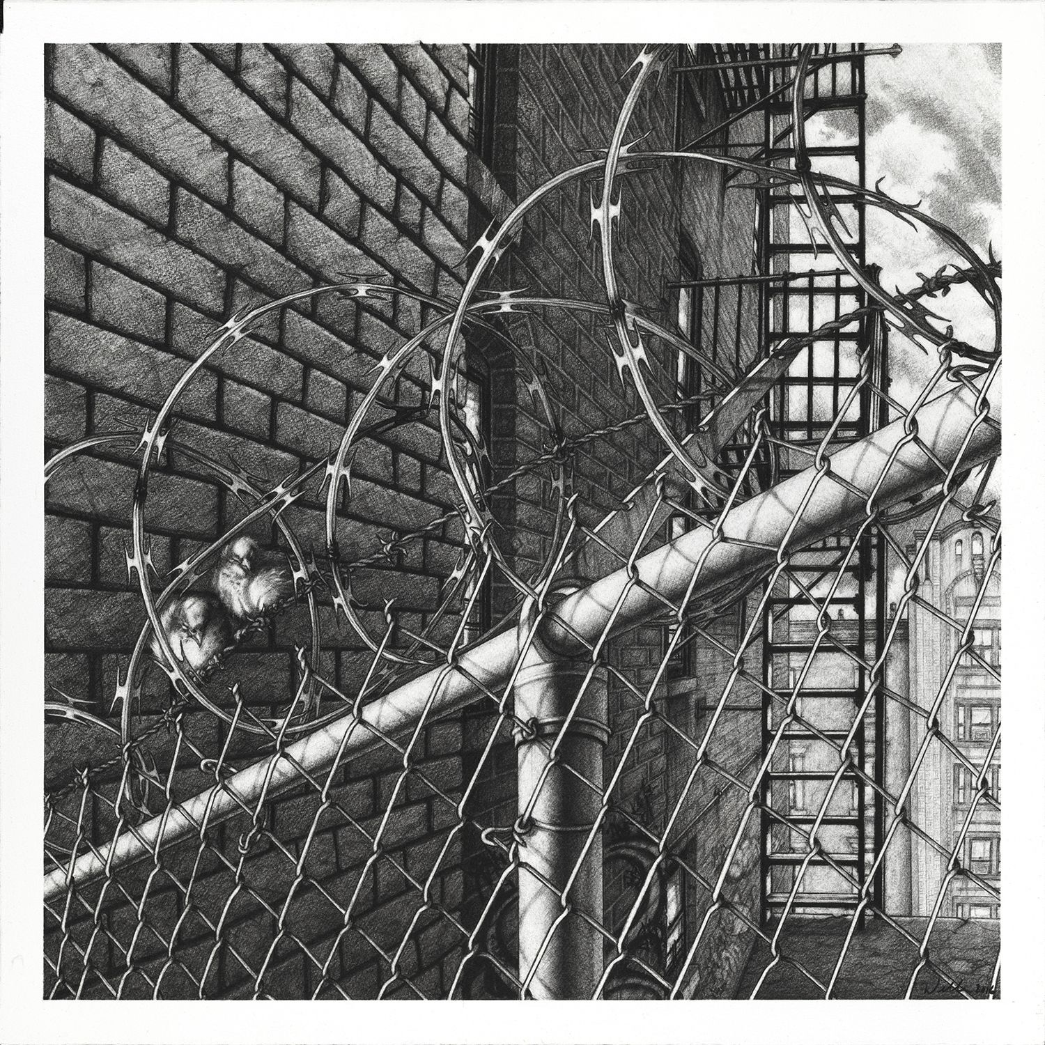 """Razor Wire  