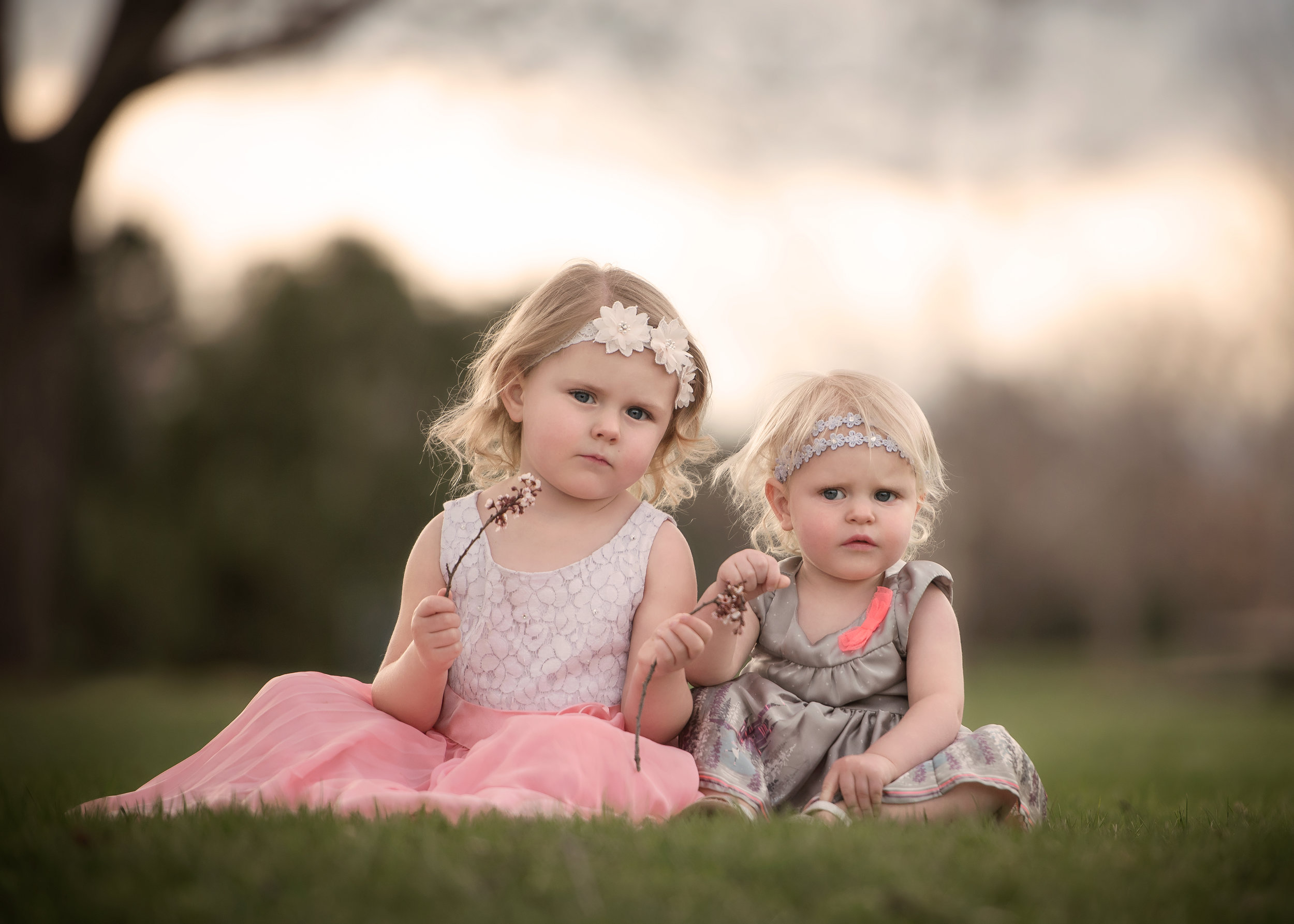 Children Portraiture Sessions Include… - Customized USB drive with fully fine art edited digitals and storage boxProfessional PrintsUsage of dresses or costumes from my collectionImagination portrait add-on3 collections to choose fromPackages start at $449 + tax