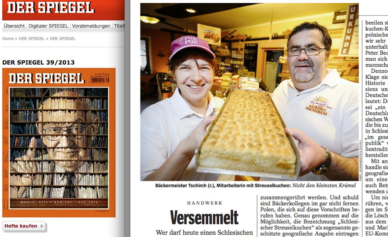 DER Spiegel 39/2013Foto: Pawel Sosnowski