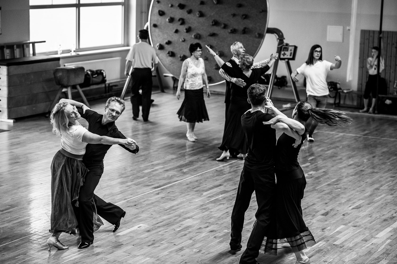Tanzclub Gruen-Gold Goerlitz.//Foto: Pawel Sosnowski