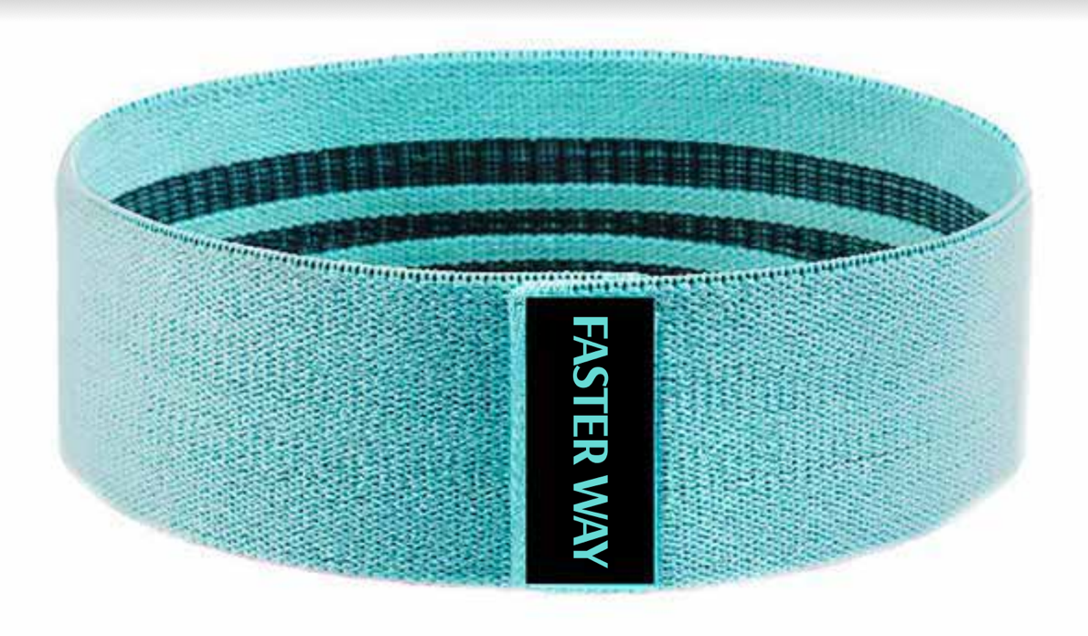 FASTer Way Resistance Band -