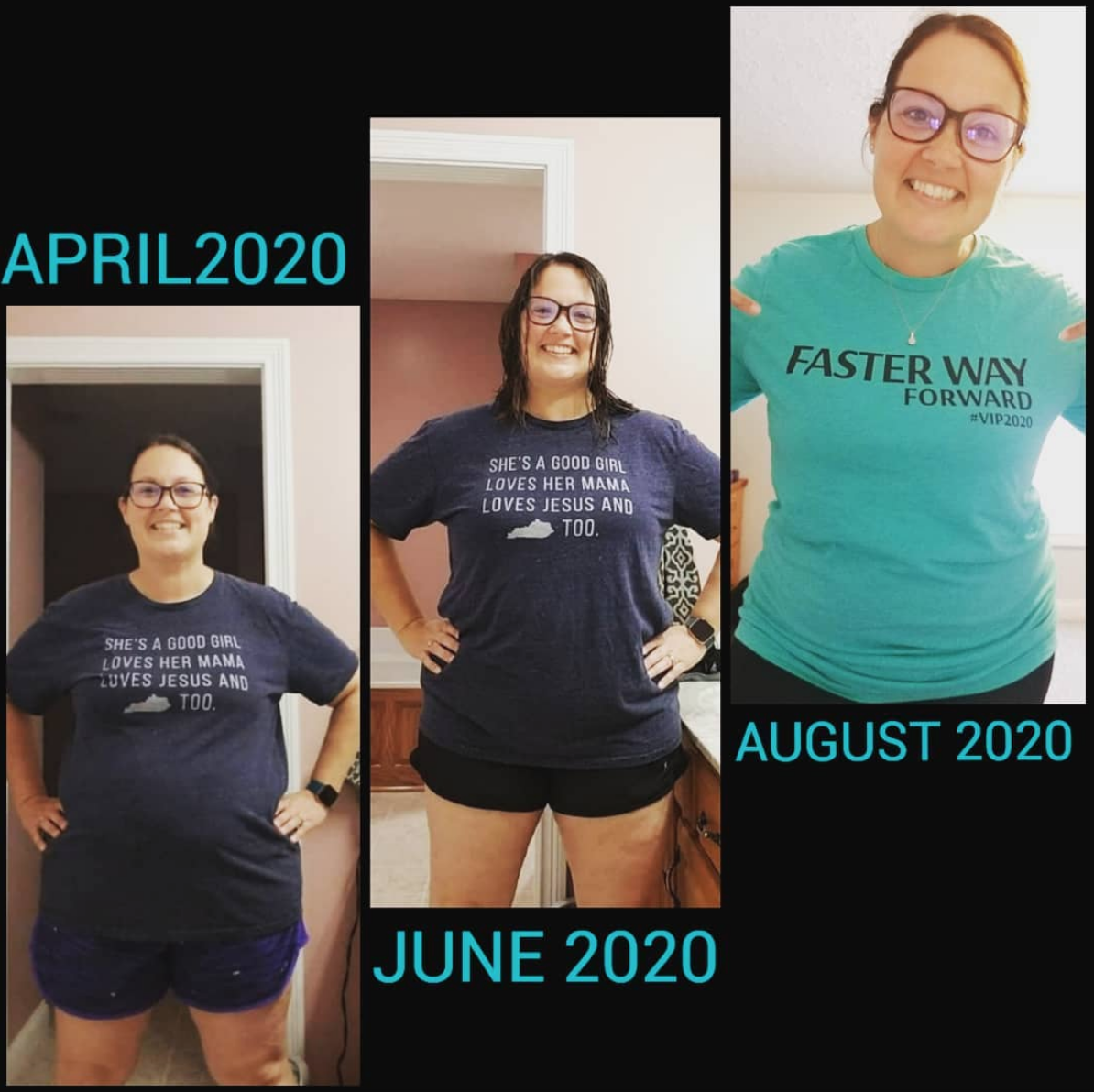 FASTer Way to Fat Loss Before and After Picture