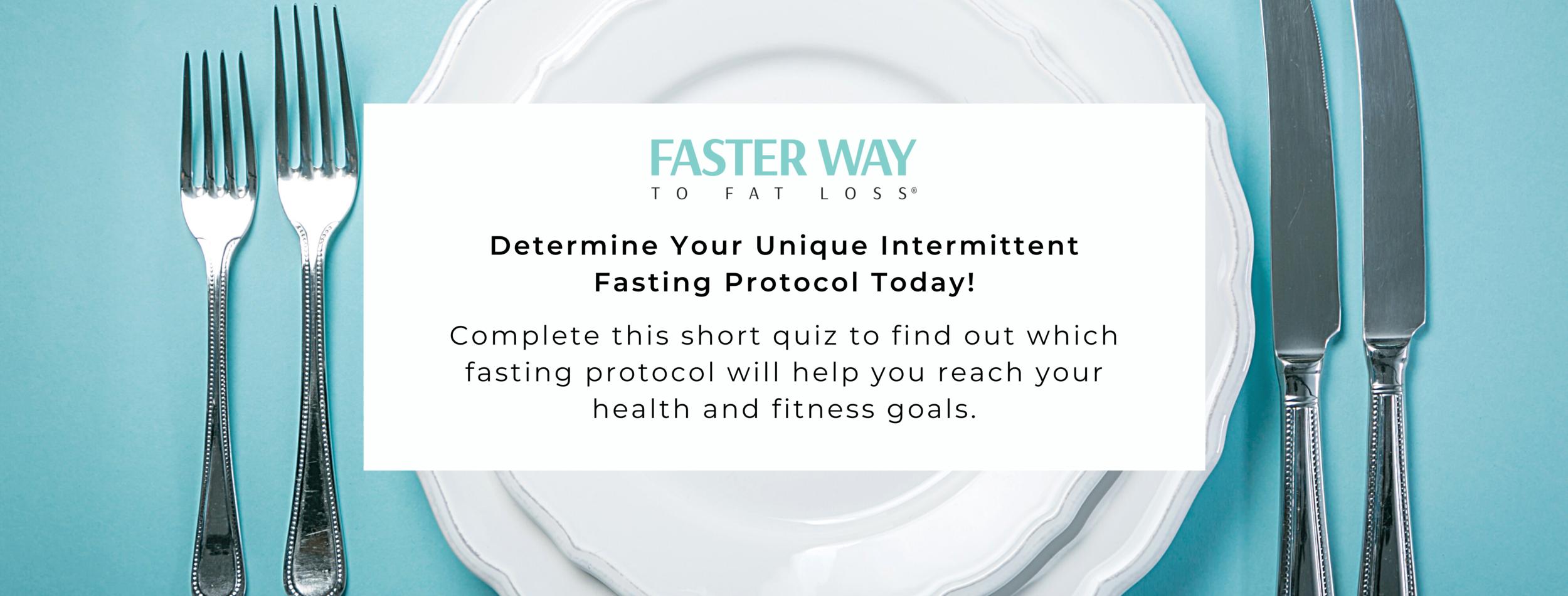 Intermittent Fasting Quiz