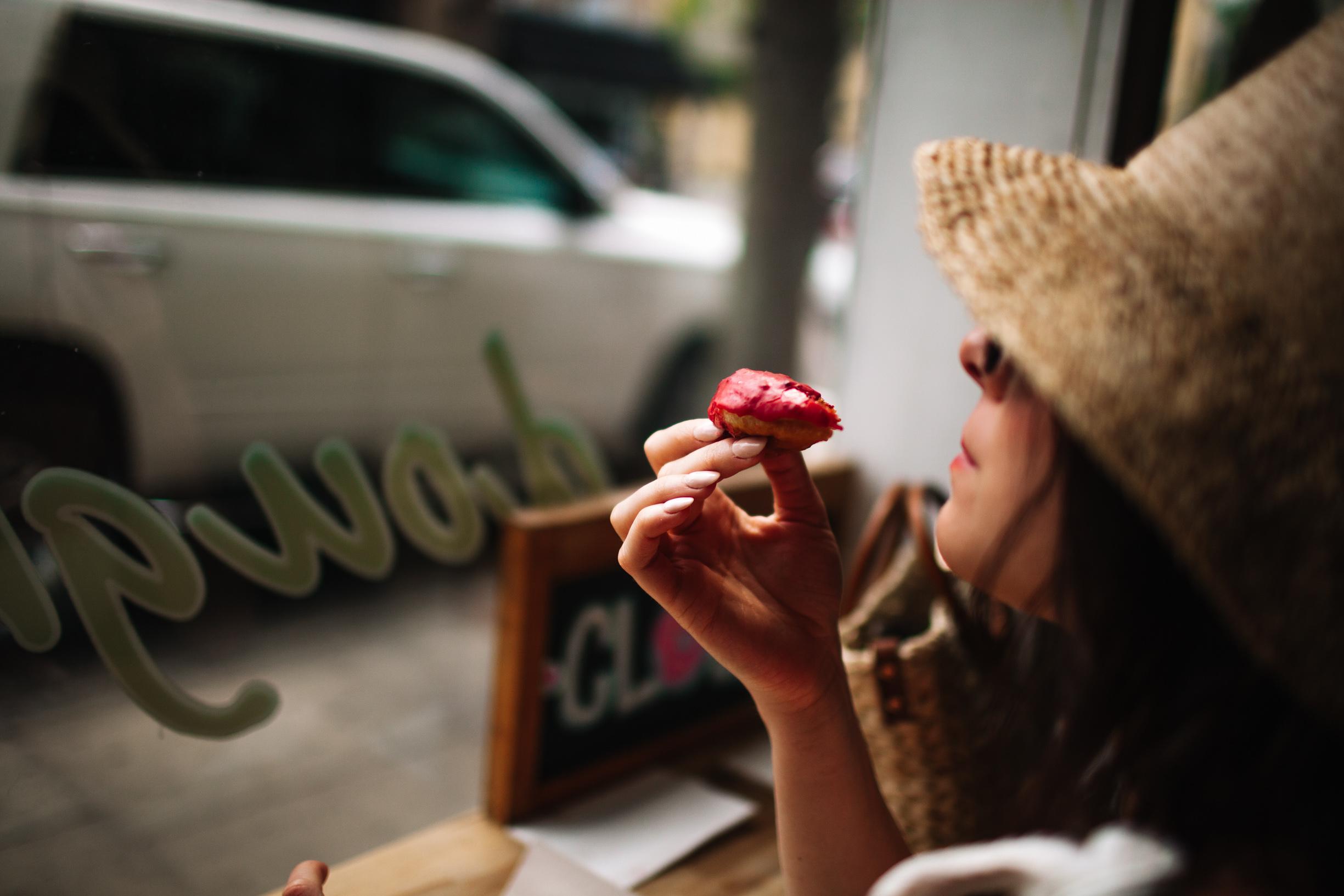 Glazed Gourmet Donuts | Marina Gunn
