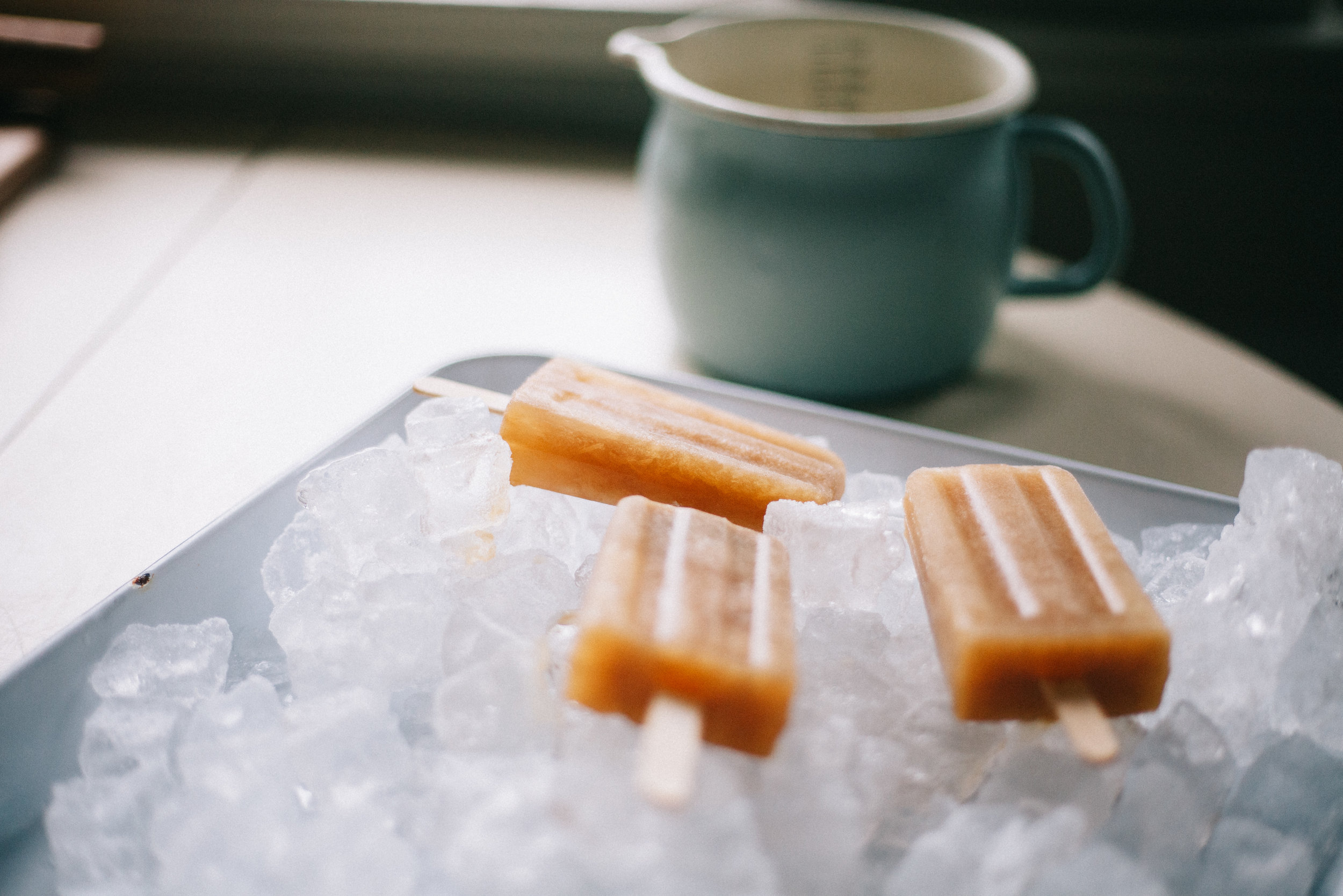 chai apple cider popsicle | marina gunn food