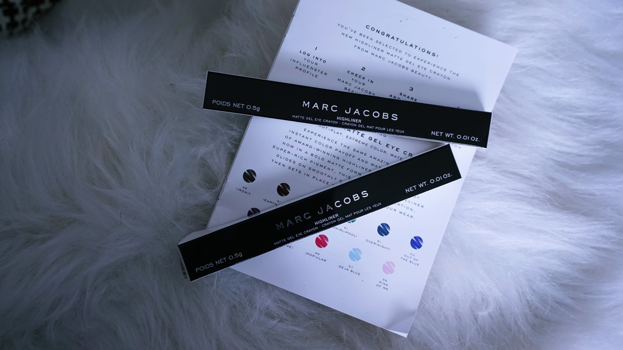 Autum Love-Marc Jacobs-Highliner-Review