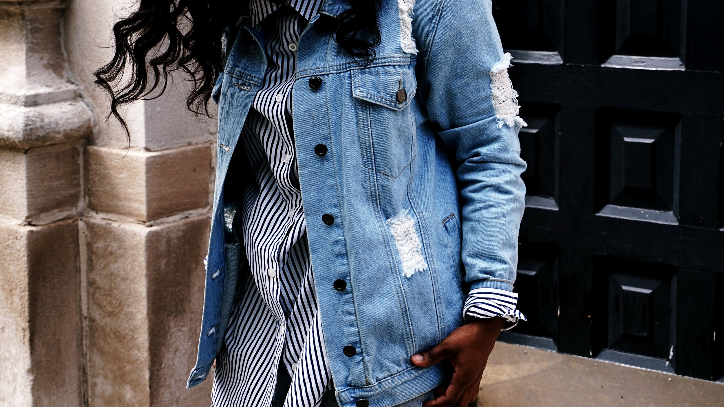 Fall Denim Jacket Outfit Ideas