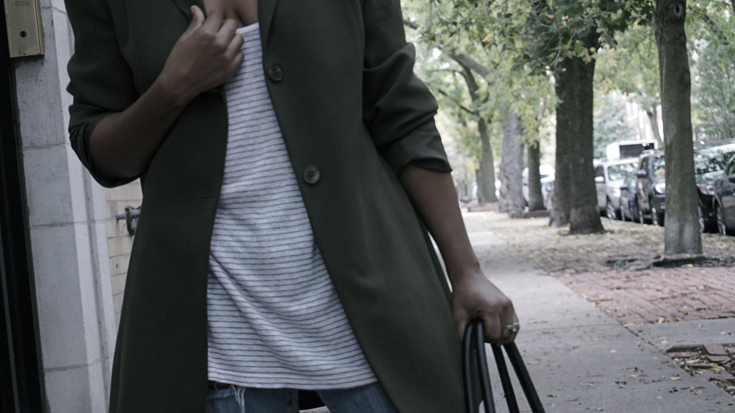 10 ways to wear a blazer