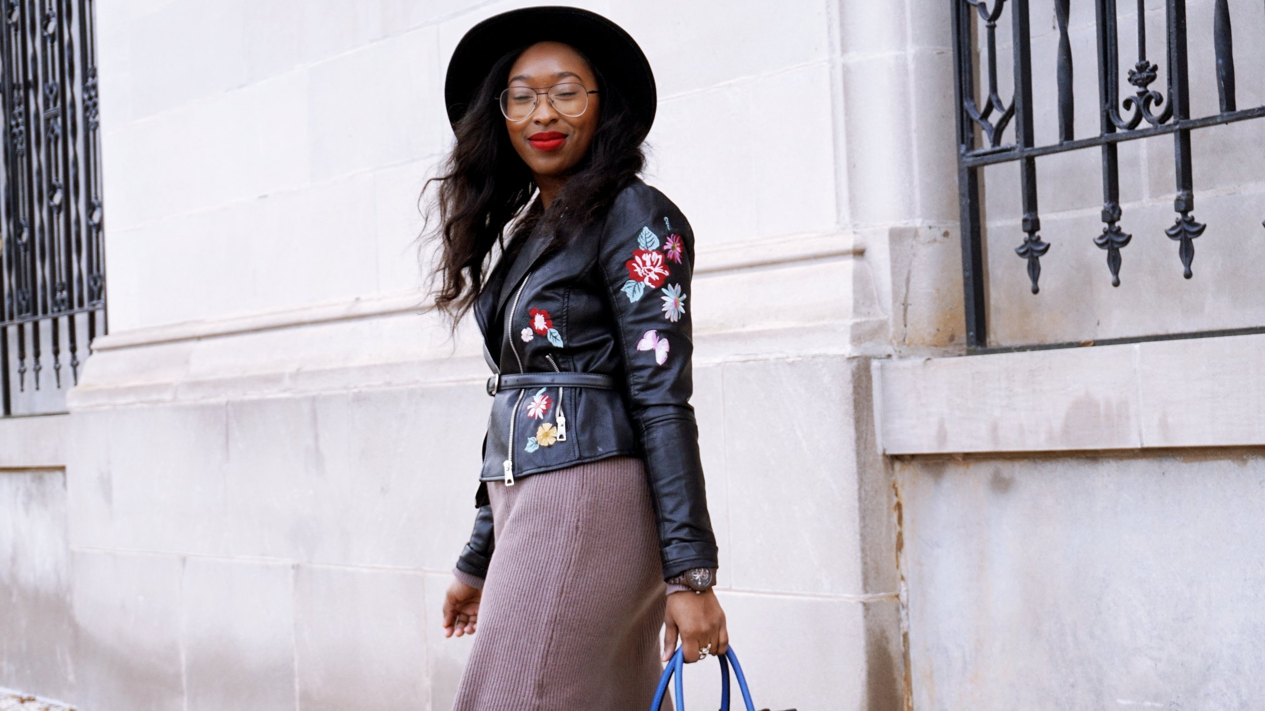 10 ways to style a sweater dress