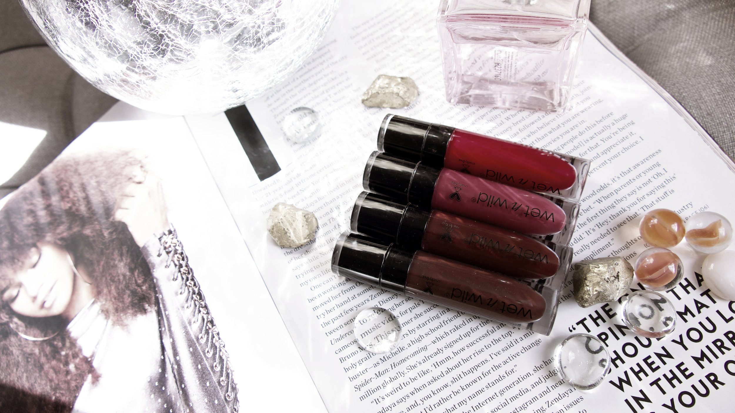 My favorite lip glosses