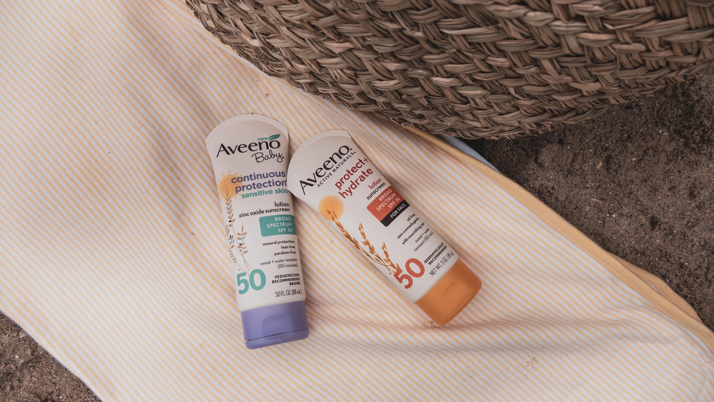 skin care,aveeno skincare,skin care routine, skin products, skin care regimen, aveeno spf, sensitive skin