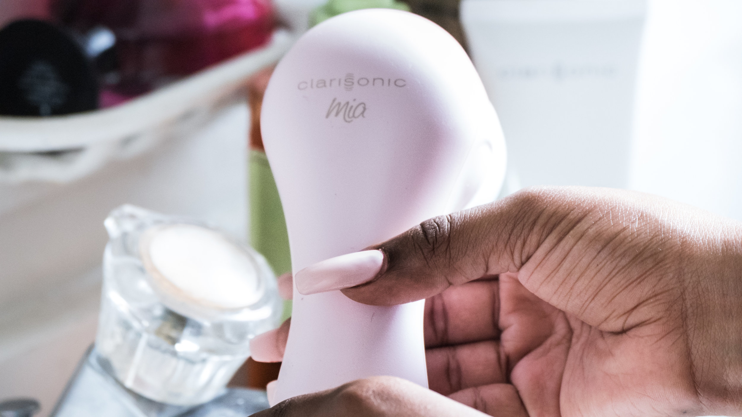 Mia 1 Clarisonic, skin care, skin care routine, summer skin care,