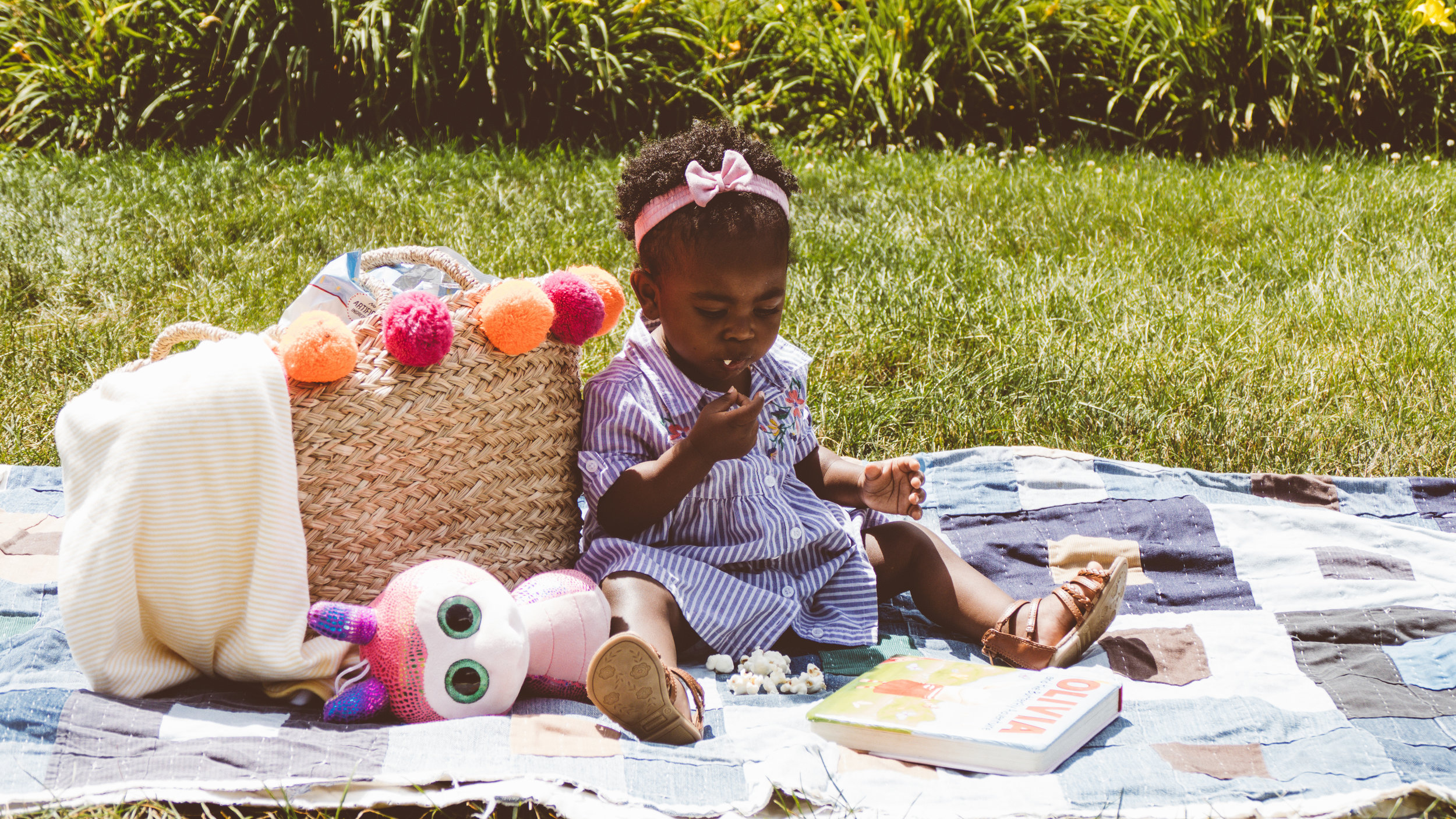 Natural Hair Care for Toddlers