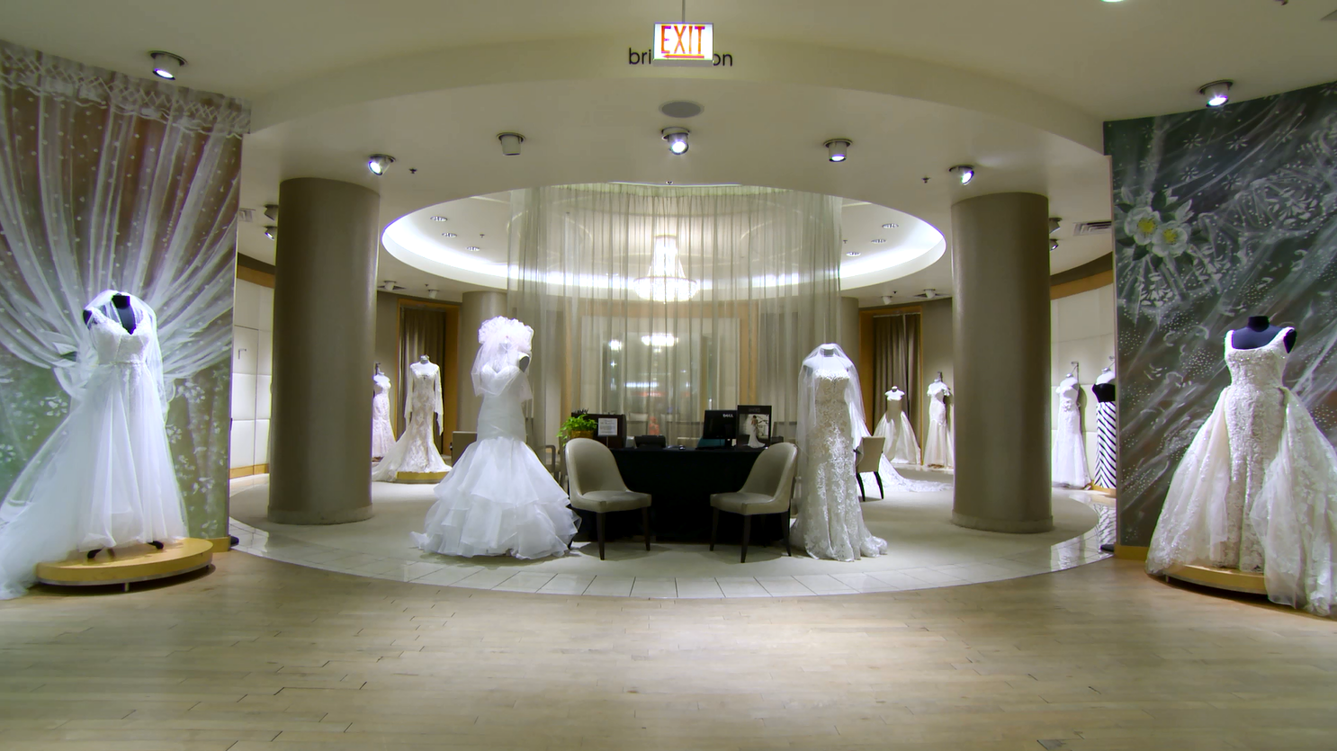 Macy's State Street Bridal Sample Sale,