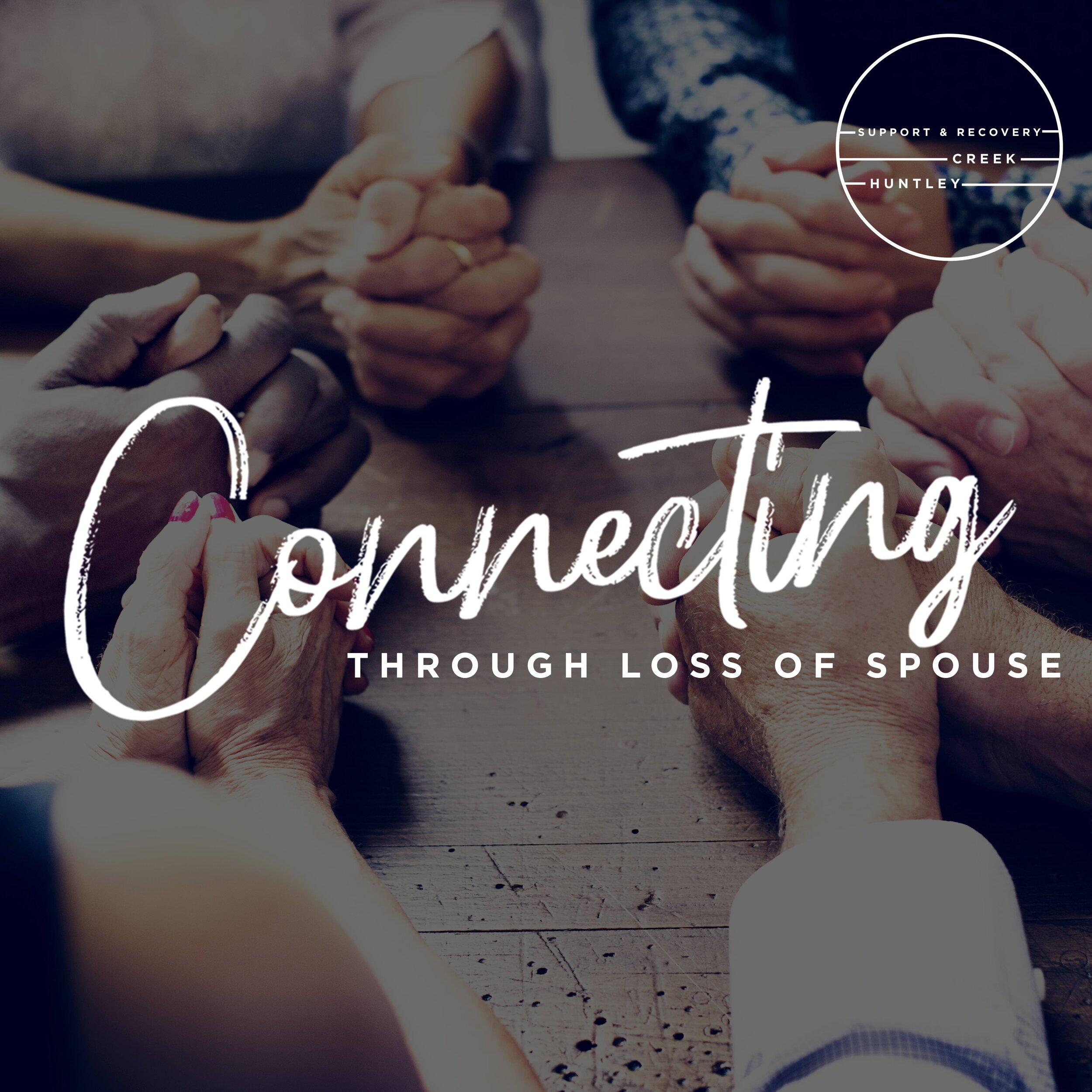 CONNECTING THROUGH LOSS OF SPOUSE - Connect, listen, encourage, and grow in community with others who have lost a spouse. This group meets casually once a month at various locations.Email Mandy at mschneider@willowcreek.org for more information.Upcoming:Sunday | Sept. 22 | 10:15am - 11am | Atrium Reserved TableSunday | Oct. 20 | 4pm | Connecting Through Loss of Spouse: Fall Potluck| Private home in Lake in the Hills | Contact Mandy for address and additional information at mschneider@willowcreek.org