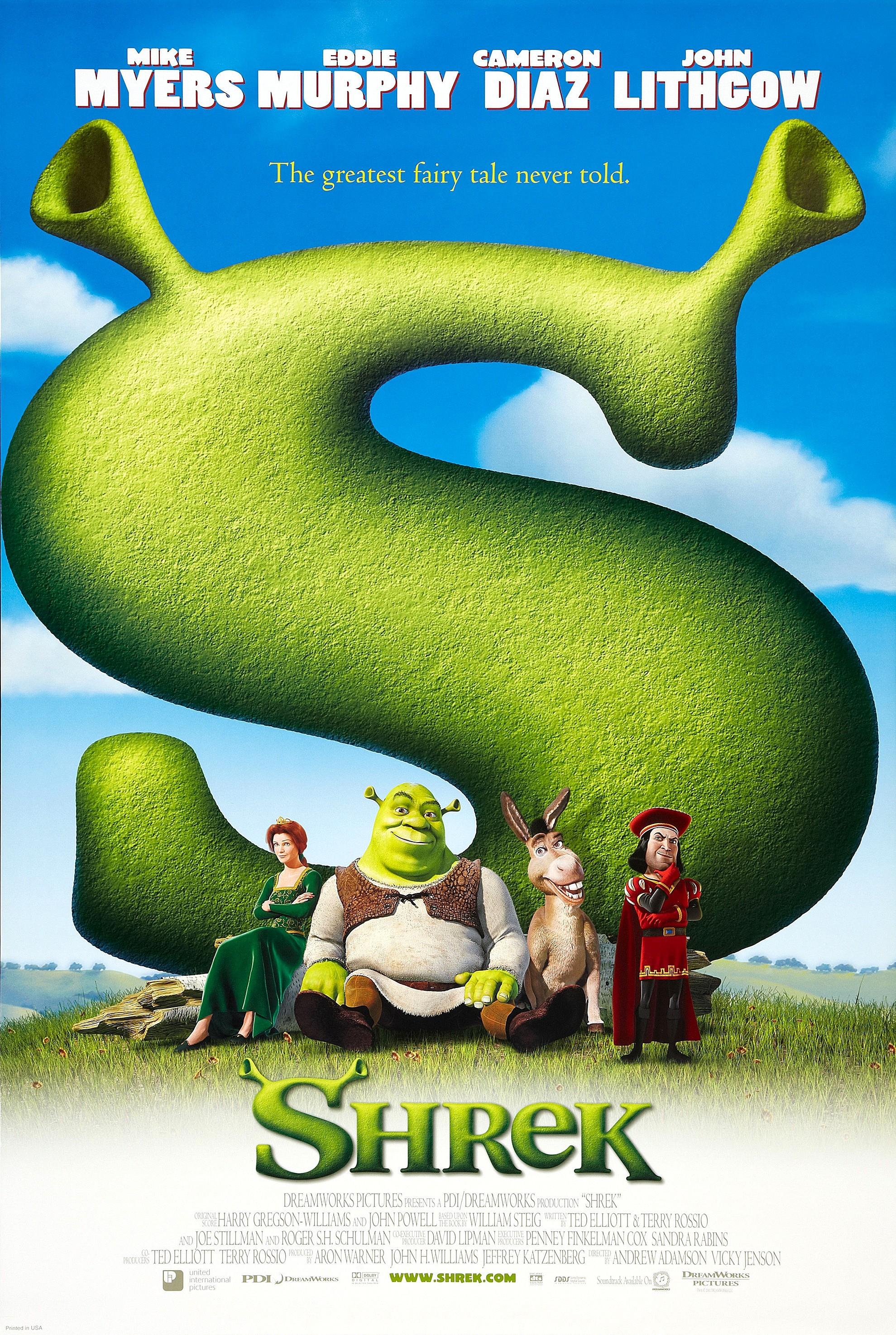 shrek free movie