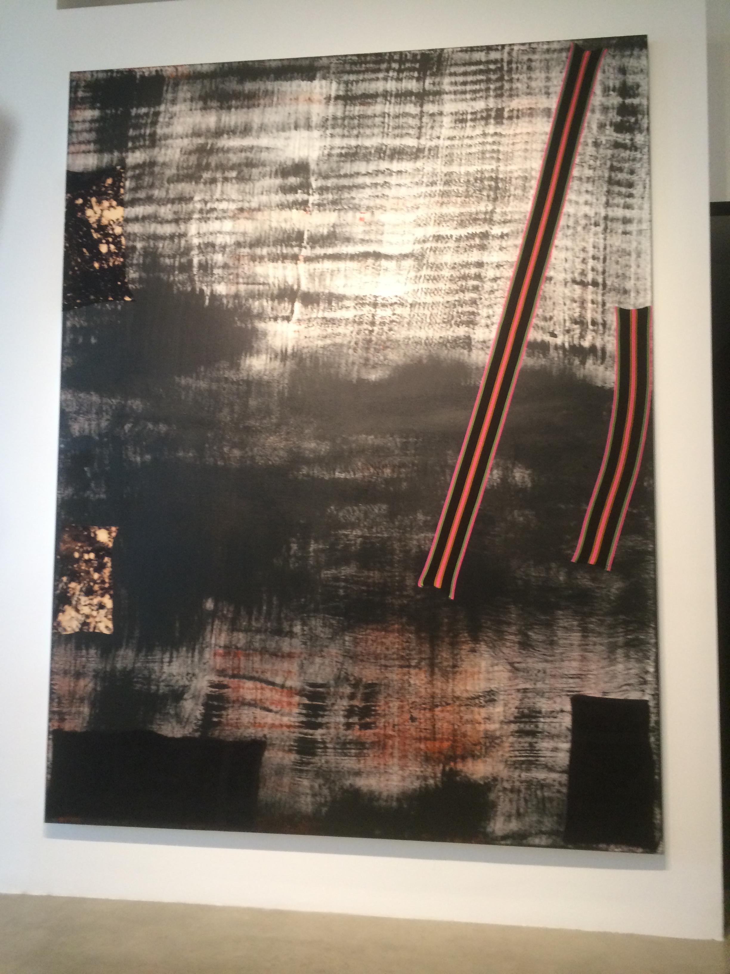 Sterling Ruby at De La Cruz Collection.
