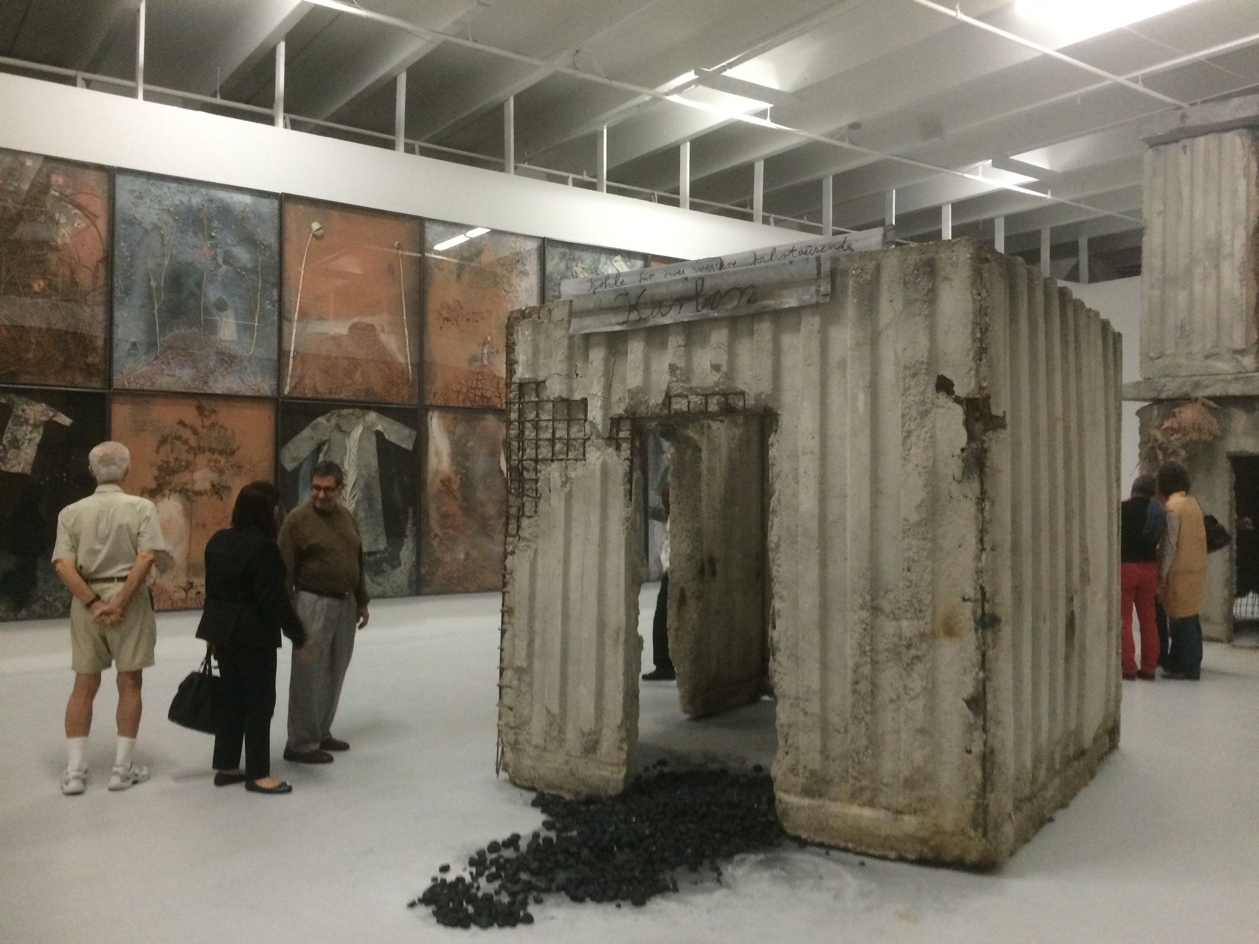 Margulies Collection. Kiefer New Acquisition.JPG