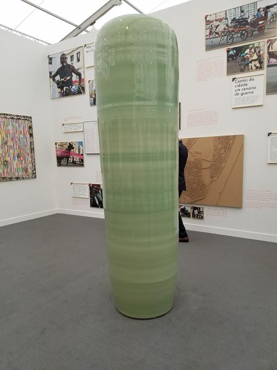Ai Wei Wei, Pillar, 2009