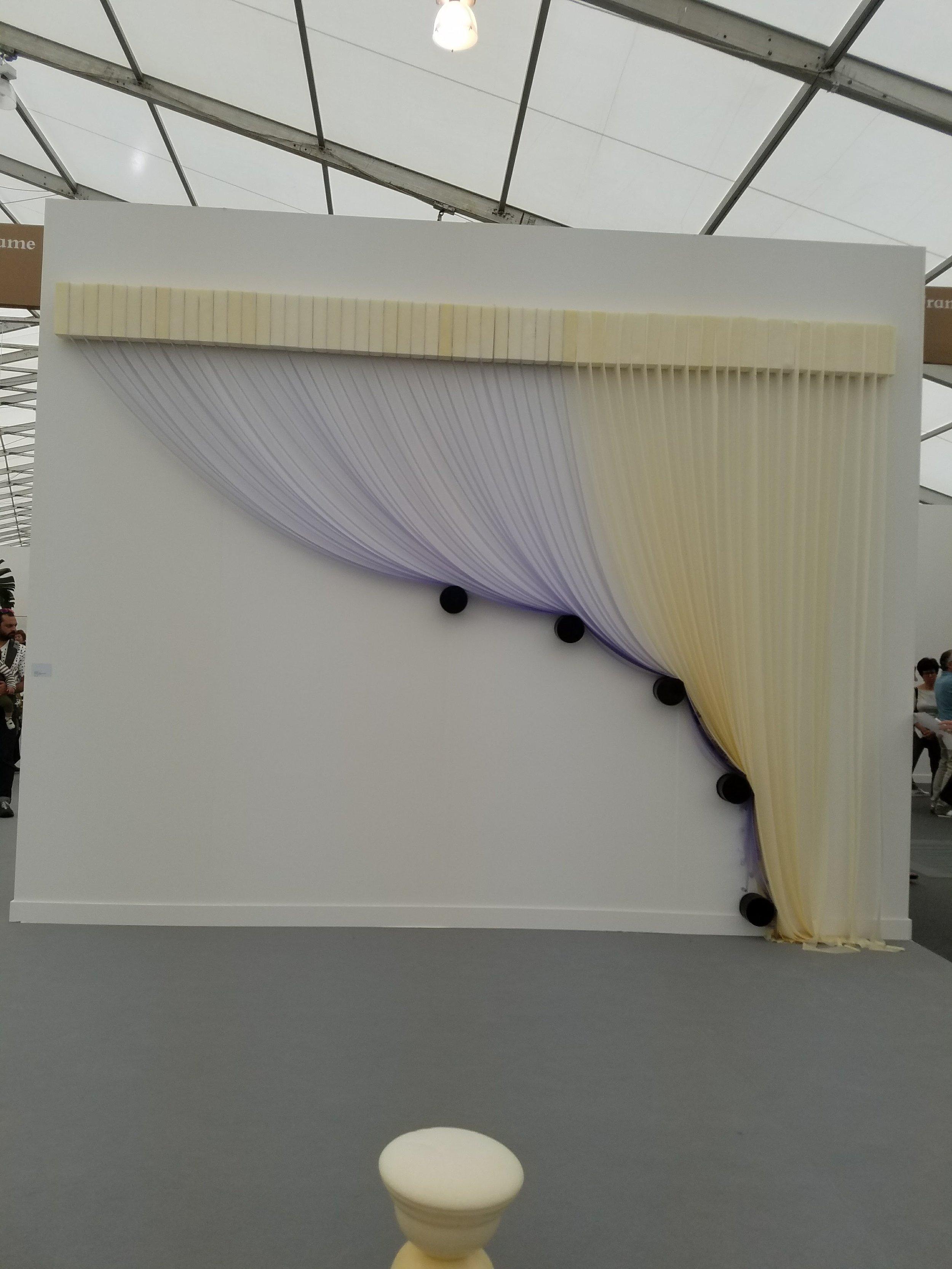 Eva LeWitt, Untitled, 2017