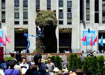 Jeff Koons: Public Art Fund Talks @ The New School