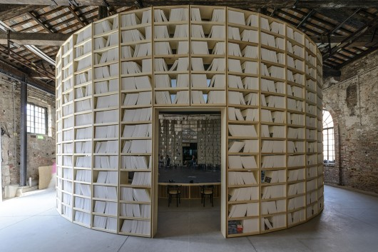 Bahrain Pavilion Image: Andrea Avezzù, Courtesy of la Biennale di Venezia