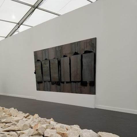Jannis Kounellis, Untitled, 2009