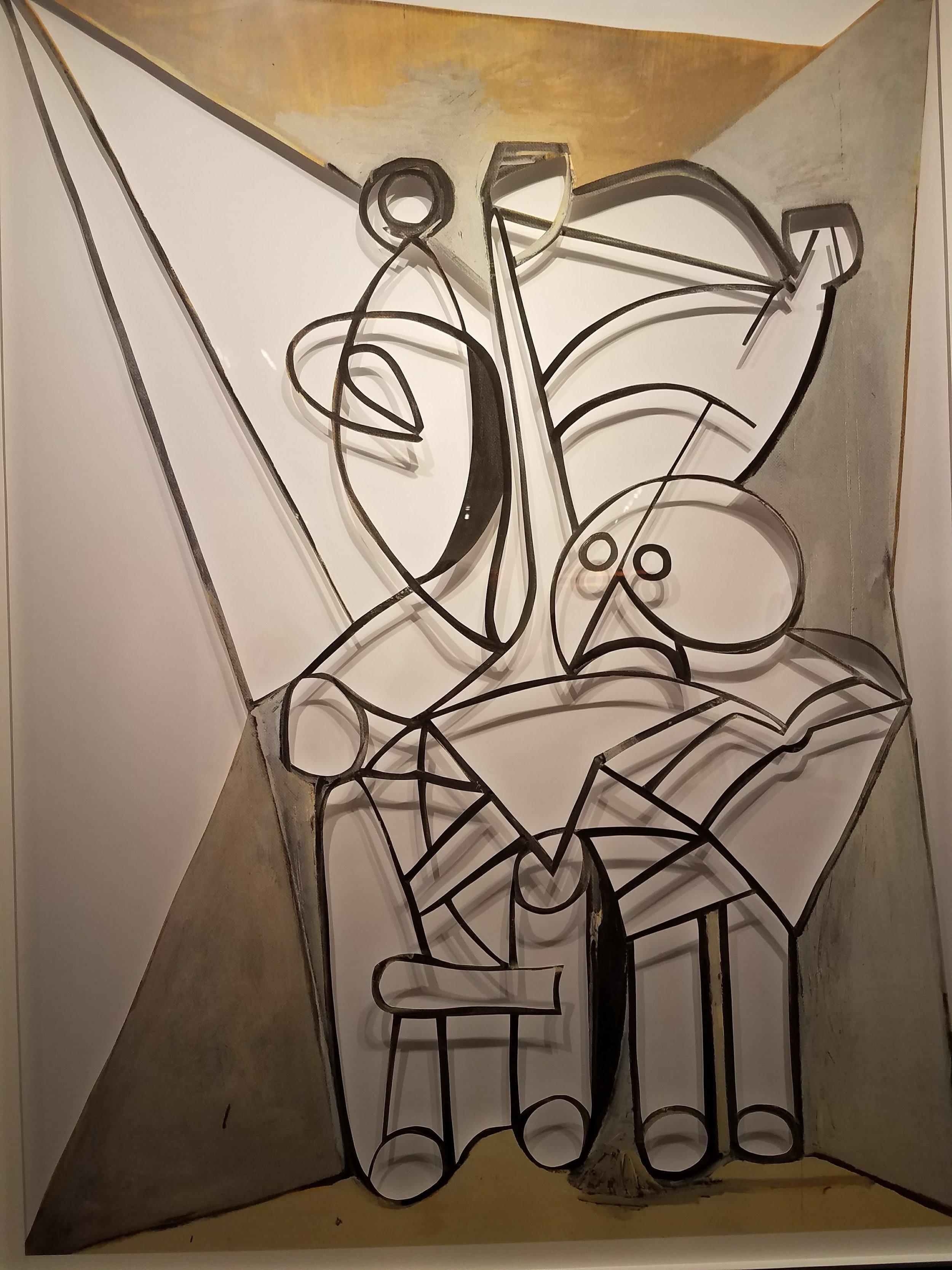 Jose Davila, Untitled (Nature Morte au crane sur une chaise) II, 2018