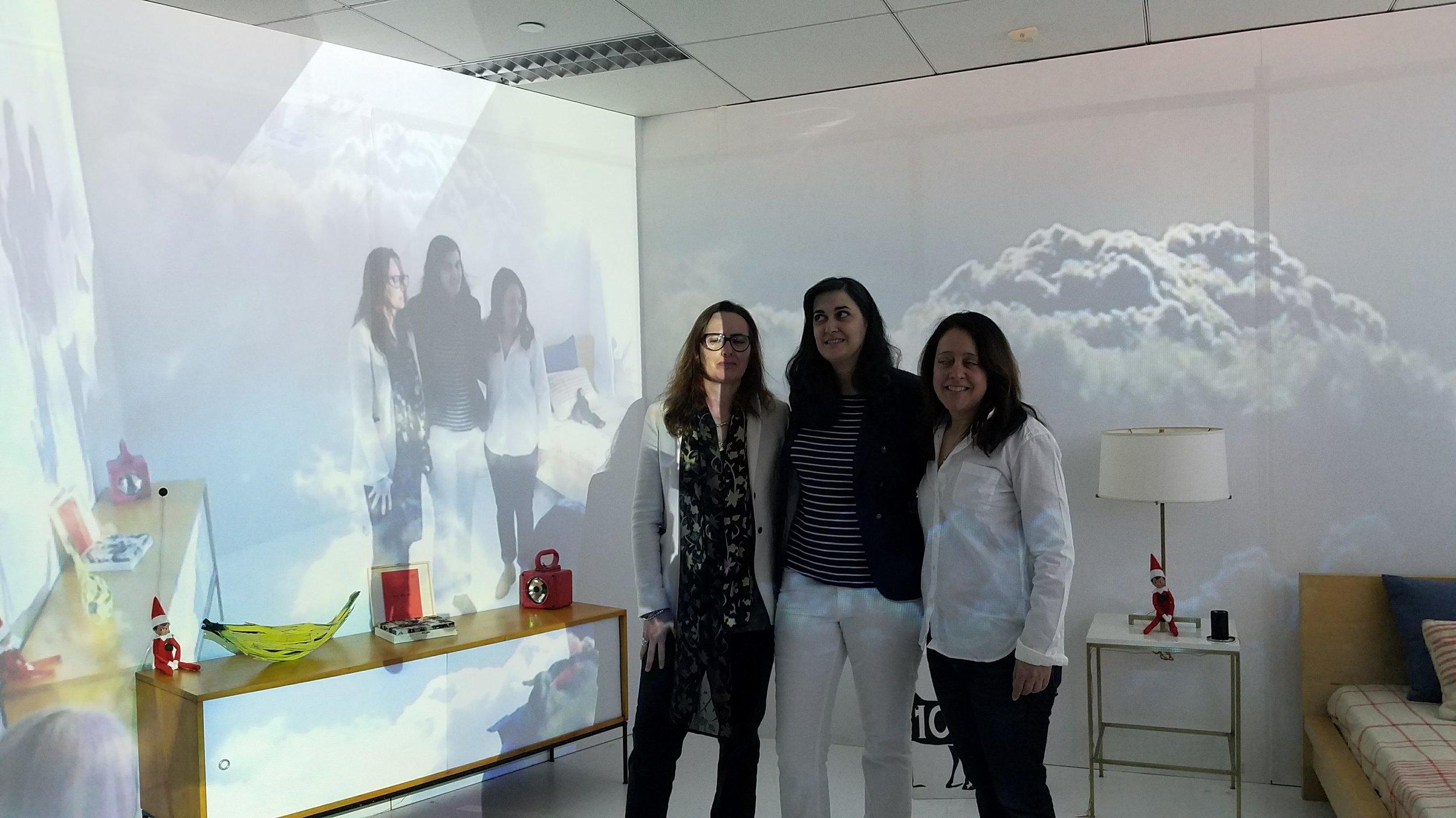 """Self on the Shelf"", Laia Cabrera, Isabelle Duverger (aka ID), & Nicola Carpeggiani"
