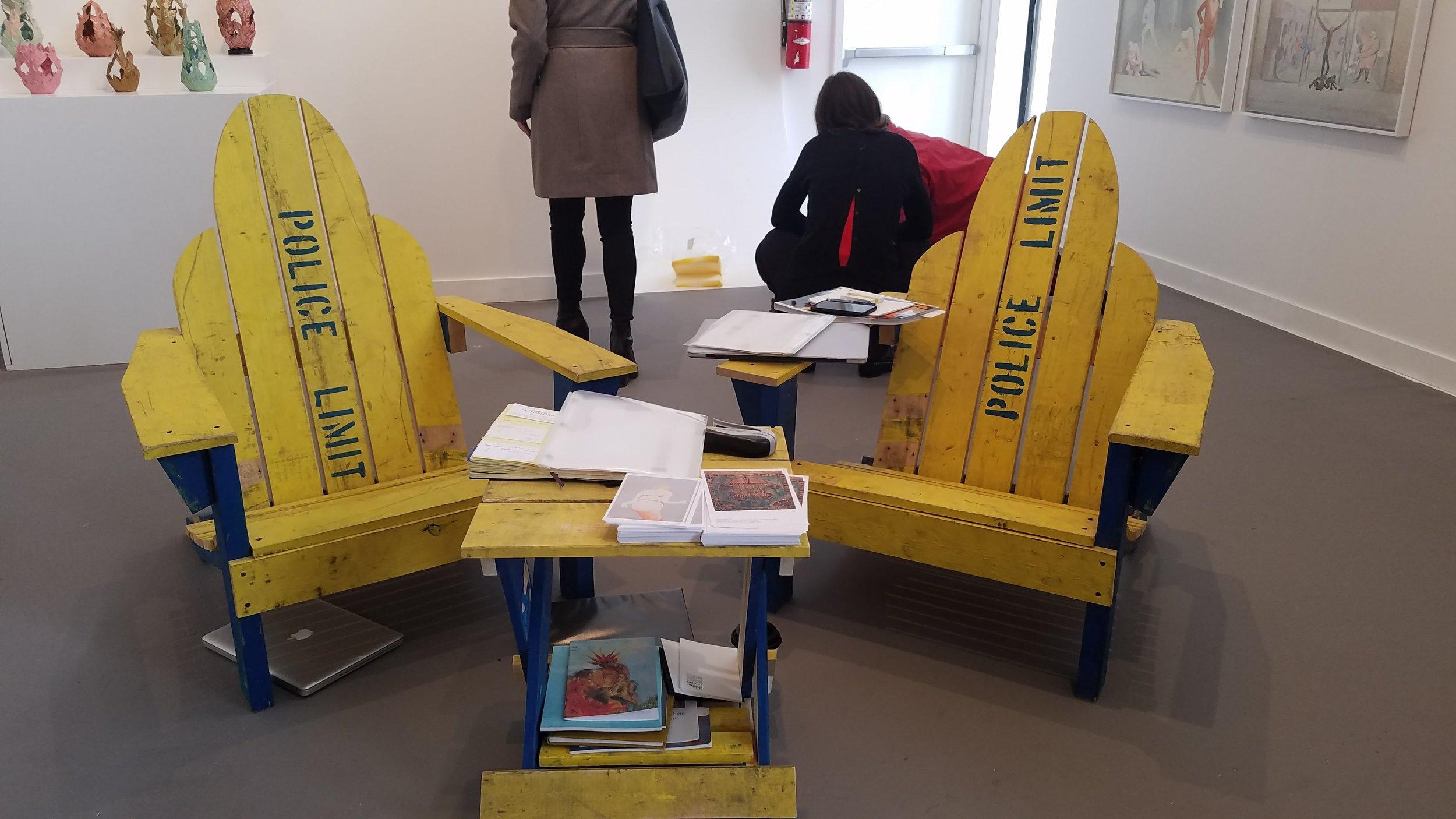 Best Chairs! Fleisher/Ollman