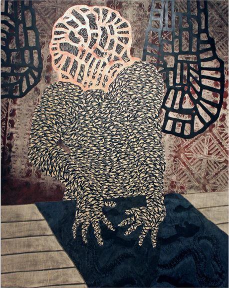 Didier William Courtesy of Anna Zorina Gallery