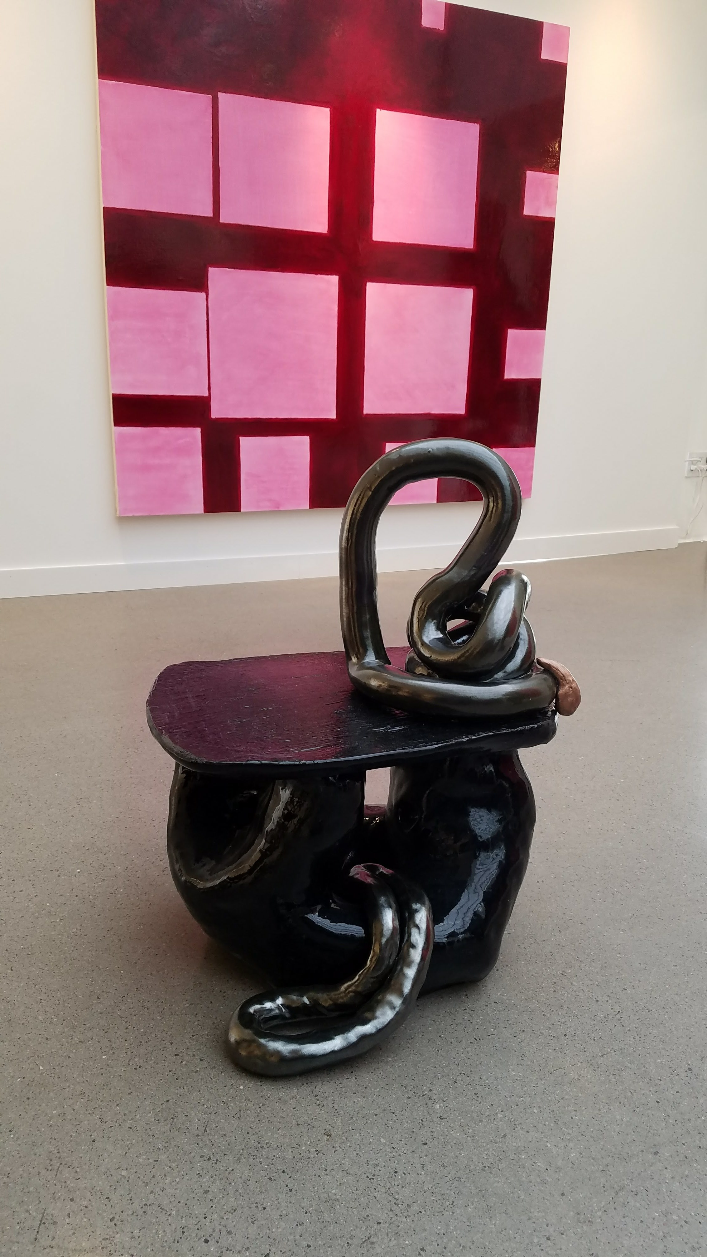 Lauren Nauman courtesy of J. Lohmann Gallery