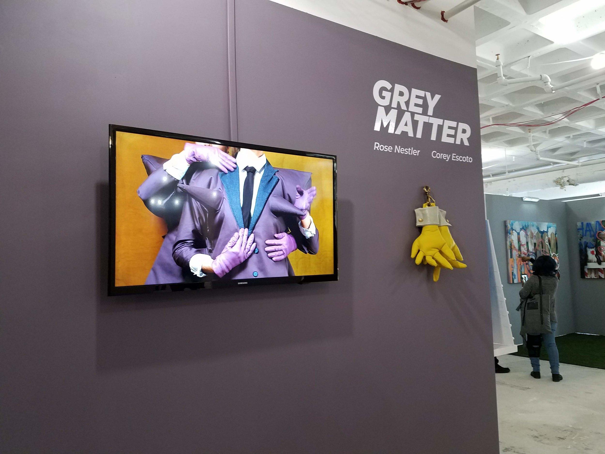 Grey Matter, Rose Nestler & Corey Escoto