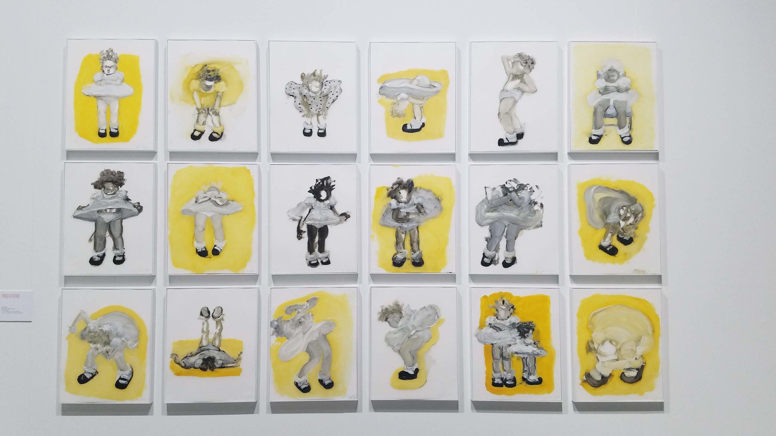 Kim Dingle, Sperone Westwater Gallery