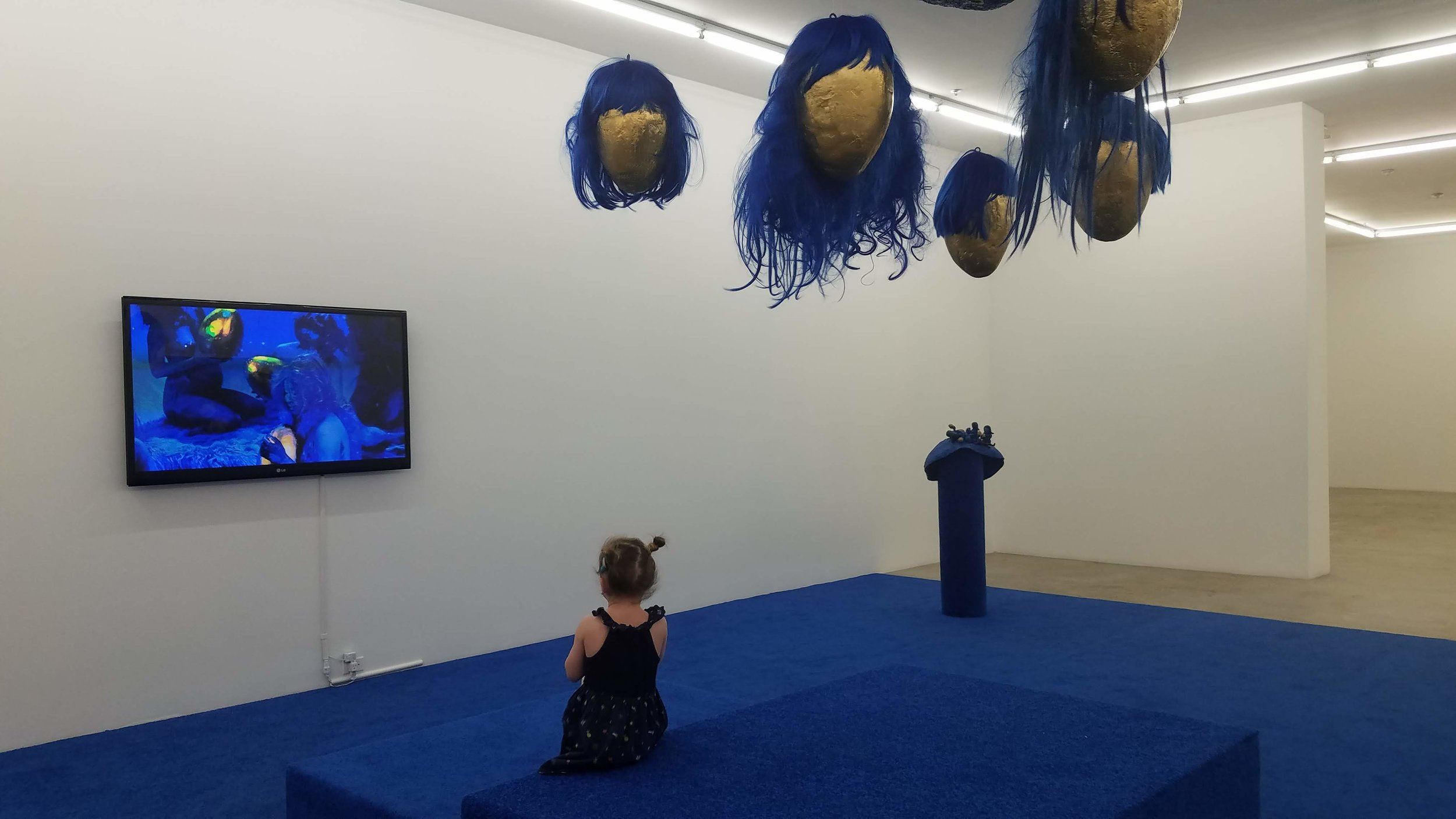 Trulee Hall, Rubell Collection