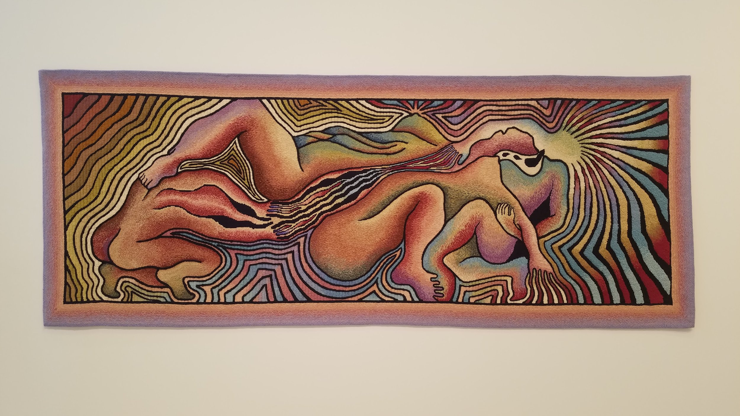 Judy Chicago, ICA Miami