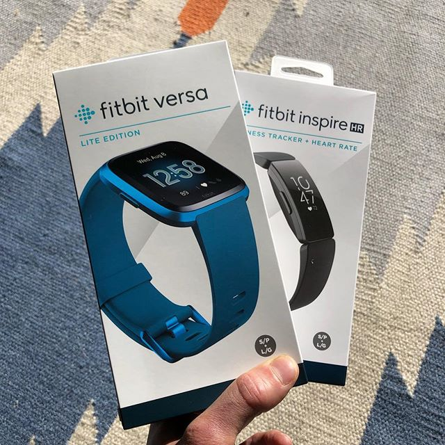Very excited to rock these ⚡️ Just received @fitbit's new drop of wearables! Can't wait to test out their latest technology, and put some quality steps and active minutes on these devices! Thank you Fitbit Local team 😉❤️🙏🏻 .*EVENT REMINDER!* This Saturday, March 9th, 11:30a FITBIT FLOW @boomtownbrewery!! @elisejoanfitness and I will be leading an epic workout, so please join us and tell your friends. As always be sure to RSVP beforehand (link in bio) and BRING A MAT. You might also get lucky and walk away with one of our new devices 😊  #fitbit #ambassador #LA #community #workout