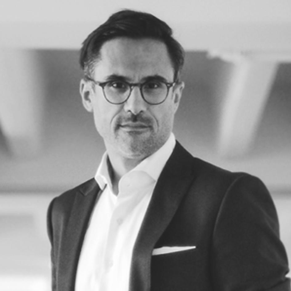 Xavier Sarras  Managing Partner
