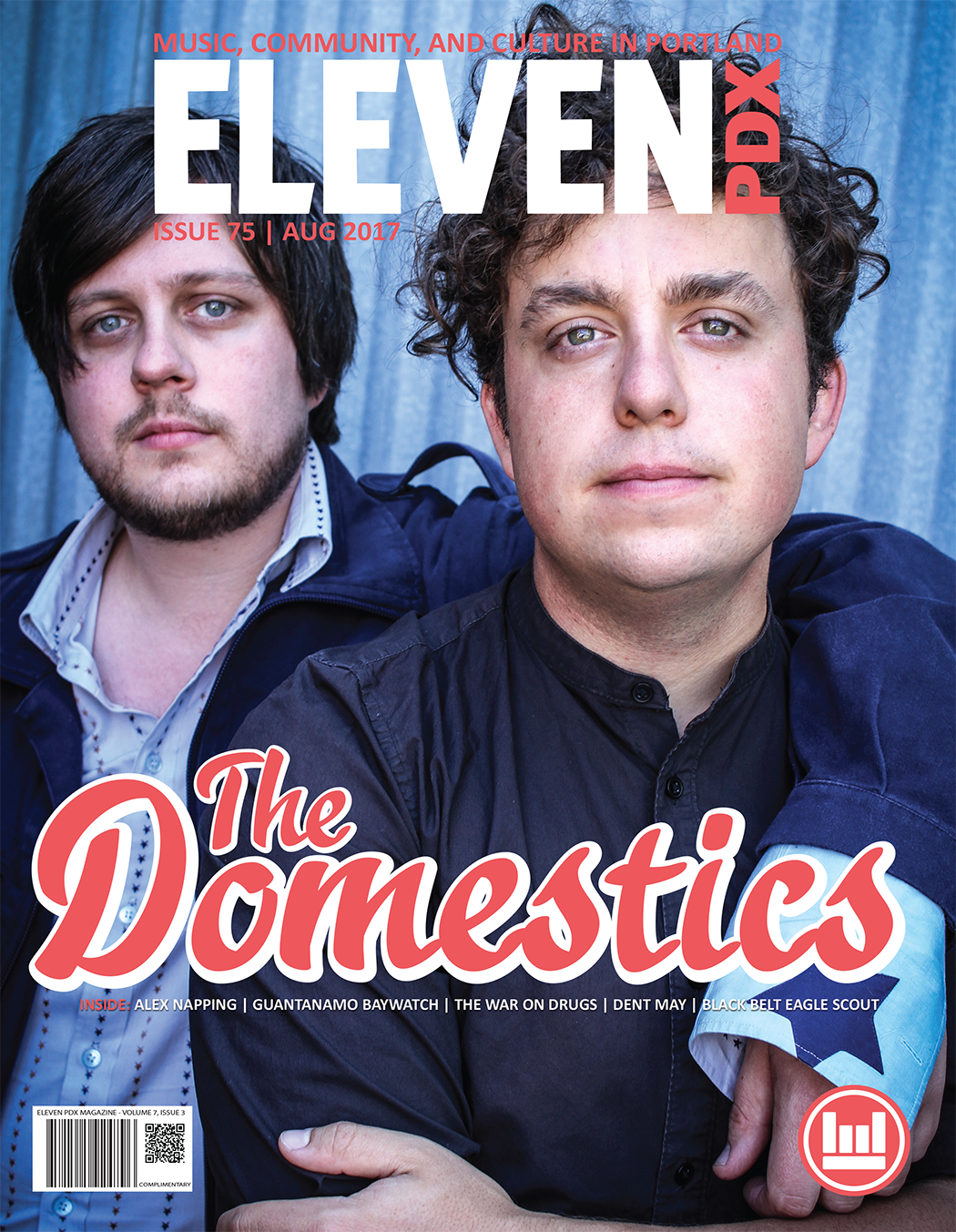 ELEVEN PDX MAGAZINE | MM Covers