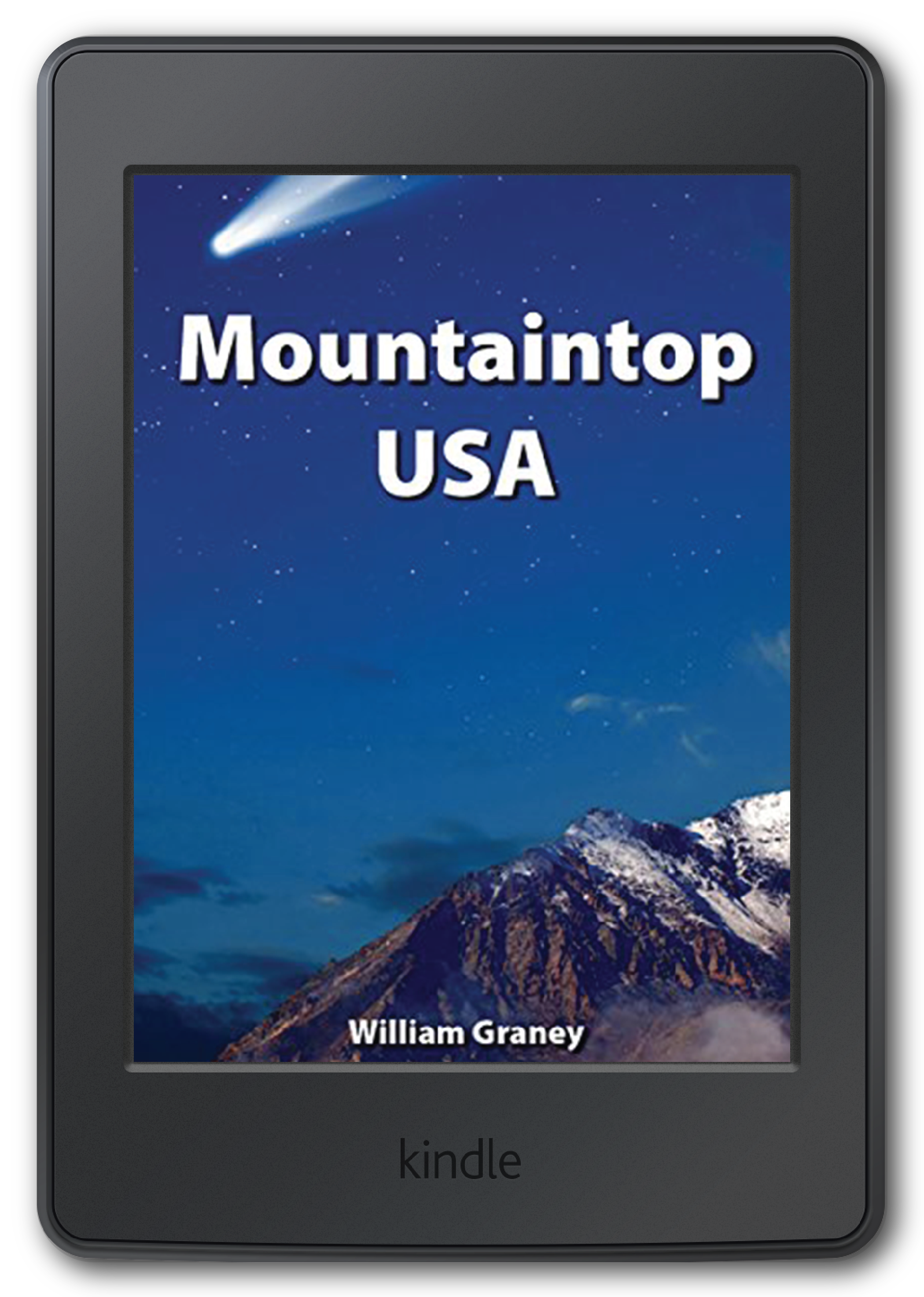 Mountaintop USA by William Graney
