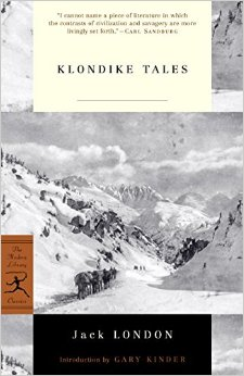 Klondike Tales by Jack London