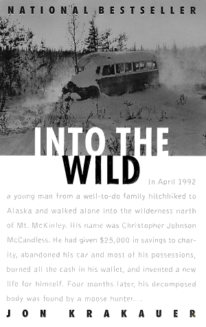Into the Wila by Jon Krakauer