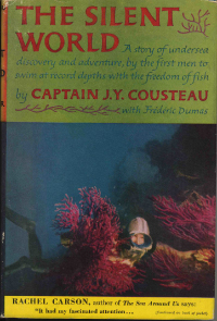 The Silent World by Captain J.Y. Cousteau
